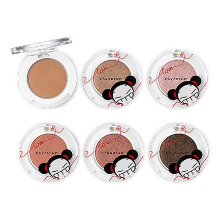 pucca shine eyeshadow