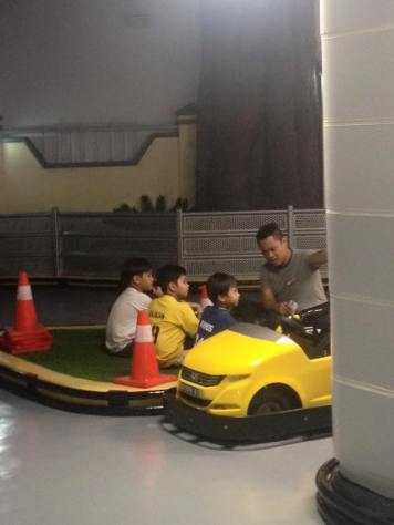 orientation before driving